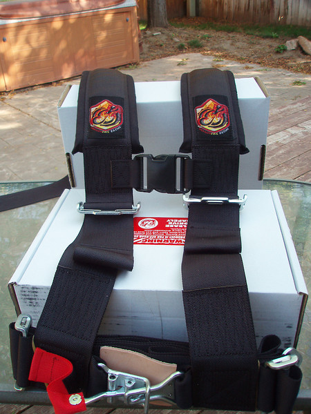 DFR seat harness review. - Page 3 - Polaris RZR Forum